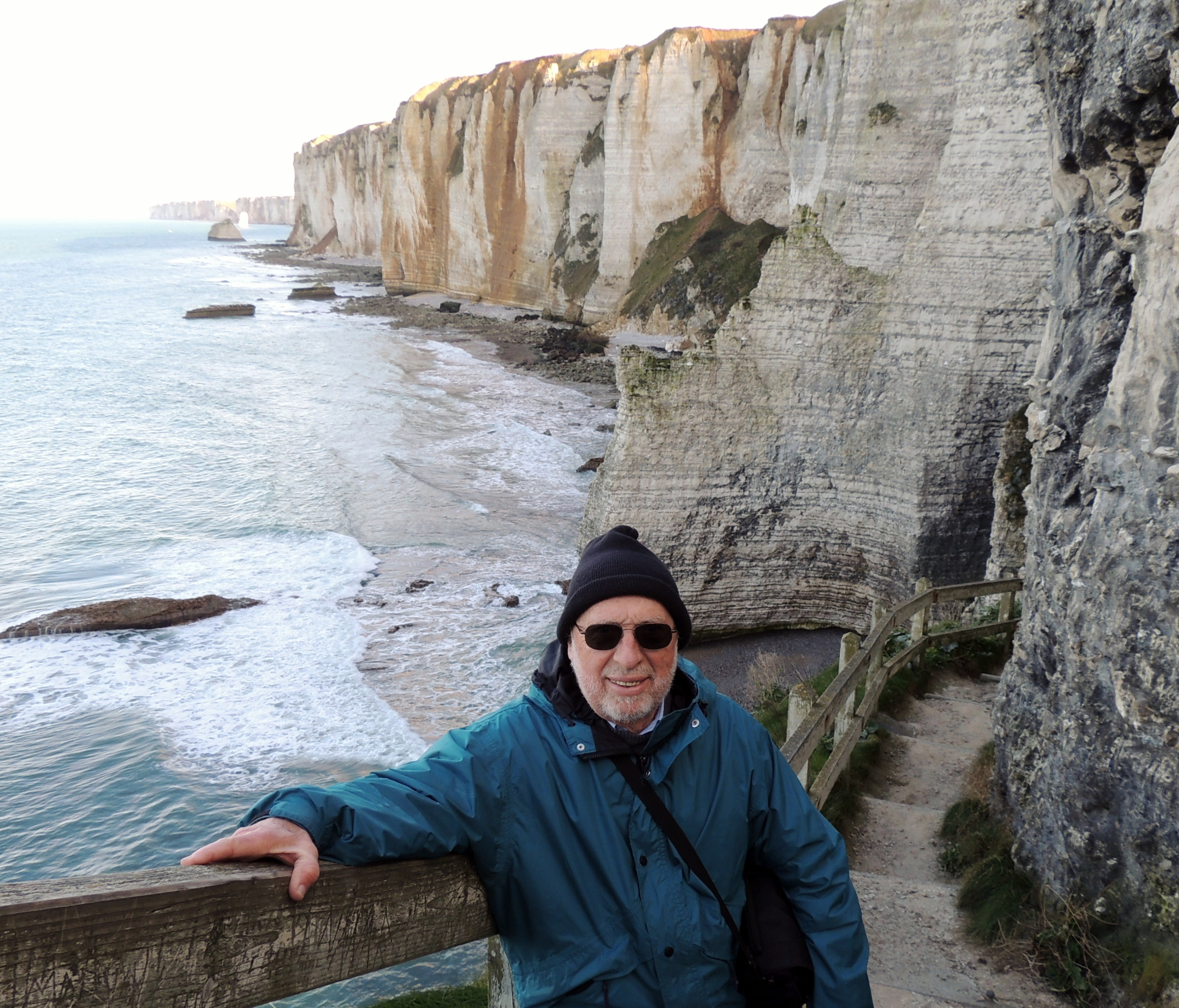 Normandy's Alabaster Cliffs
